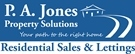 P . A . Jones Property Solutions, Caterham, High Street branch logo