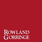 Rowland Gorringe, Uckfield branch logo