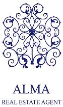 Alma Property, Silver Coast logo