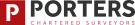 Porters Chartered Surveyors, Maidstone logo