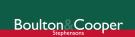 Boulton & Cooper Stephensons, Pickering logo