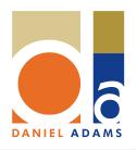 Daniel Adams Estate Agents, Coulsdon branch logo