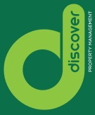 Discover Property Management, Oswaldtwistle logo