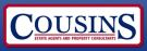 Cousins Estate Agents, Edmonton logo