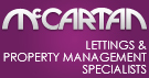 McCartan Lettings & Property Management Limited, Swansea branch logo