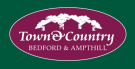 Town & Country, Bedford logo