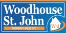 Woodhouse St John  Sales, Romford logo