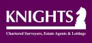 Knights Estates Agents, Barry - sales branch logo