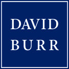 David Burr Estate Agents, Long Melford branch logo