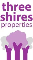 Three Shires Estate Agents, Buxton logo