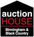Auction House Birmingham & Black Country, Commercial Auctions logo