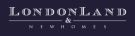 London Land and New Homes, Mayfair logo