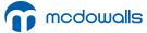 McDowalls, East Ham logo
