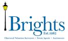 Brights, Bideford logo