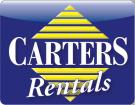 Carters Rentals, Milton Keynes logo