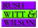 Rush Witt & Wilson, Battle logo