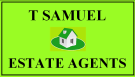 T Samuel Estate Agents, Mountain Ash logo
