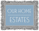 Our Home Estates, London logo