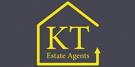 KT Estate Agents, Drayton logo