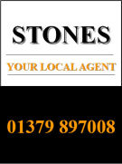 Stones Estate Agents, Botesdale branch logo