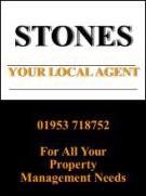Stones Estate Agents, East Harling branch logo