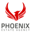 Phoenix Estate Agents, Oldham branch logo