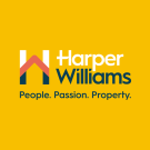 Harper Williams Estate Agents, Great Sankey logo