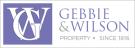 Gebbie & Wilson, Strathaven logo