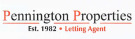 Pennington Properties, Huntingdon branch logo