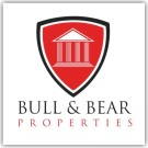 bull and bear properties llc, Dubai logo