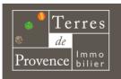 Terres de Provence Immobilier, Aups logo