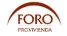 Foro Consultores Inmobiliarios, Madrid logo