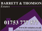 Barrett & Thomson Estates , Slough  logo