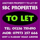 SBC Properties, Airdrie branch logo