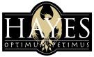 Hayes, Monmouth logo