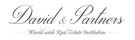 David & Partners, Alpes Maritimes logo