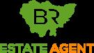BR Estate Agent logo