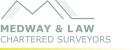 Medway & Law Chartered Surveyors logo