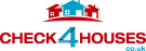 Check 4 Houses logo