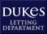 Dukes Letting Department , Eastbourne