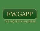 F.W Gapp, London branch logo