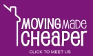 Moving Made Cheaper, Loughborough branch logo