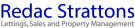 Redac Strattons, Ealing logo