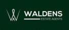 Waldens Estate Agents, Bedford logo