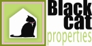 Black Cat Properties, Burnley branch logo