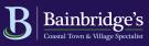 Bainbridges, Exmouth logo