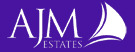 AJM Estates, Cosham branch logo