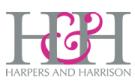 Harpers & Harrison , London logo