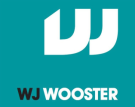 W J Wooster Lettings, Norwich logo
