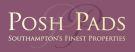 Posh Pads, Southampton logo